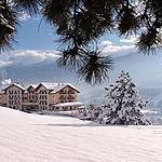 Il Lagorai Alpine Resort & Spa  - Another view from the fields above