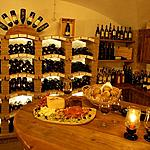 The cellar  - Tasting of wines not only from Trentino