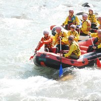Rafting e divertimento in Val di Fiemme   - Divertimento in Val di Fiemme