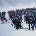 Engadin Skimarathon - Final FIS Worldloppet cup stage