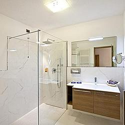 Junior Suite Cadina bagno