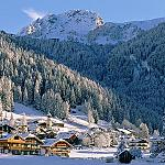 Fassa Valley - Canazei is amazing under the snow cover! - ..the snow valorizes all the local beauties!