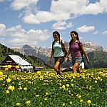 Val di Fassa - run inside the nature - Holidays filled with joy