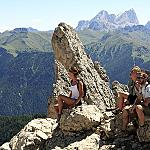Your time in Val di Fassa has no boundaries! - Reflection and meditation in the middle of the Dolomites!