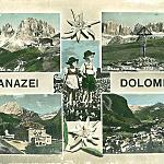 Cartolina - Canazei - An ancient postcard