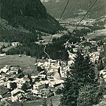 Landscape of Canaze - First lift to the Belvedere - The first cable-car in the town...