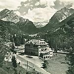 Schloss Hotel Dolomiti - A landscape coming from the past