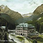 Canazei - Hotel Dolomiti - Together with history