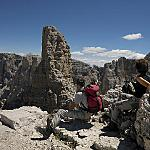 Sightseeing - You will find everywhere in Val di Fassa an always new breath-taking landscape