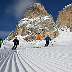 SKIING IN FASSA VALLEY - An never ending skiing experience on 230 km of slopes