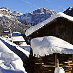 Fassa Valley and its fairy landscape! - Mom! Is it a