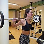 Beauty & Wellness - Sporting gallery palestra and fitness presso hotel Soreghes Campitello di fassa