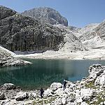 Val di Fassa - Antermoia Lake - Excursions are way to Paradise