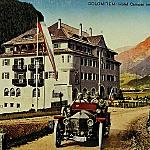 Hotel Dolomiti - Canazei  - a past to be reminded
