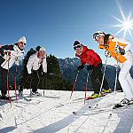 Skiing on the slopes of Fassa Valley is a unique experience! - ..and experience is part of life!
