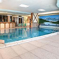 Hotel Caminetto - area wellness