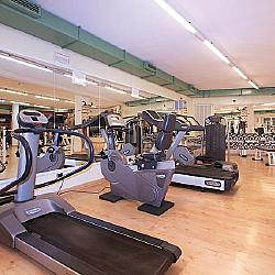 Hotel Gran Chalet Soreghes - fitness presso Sporting Gallery
