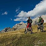 mountain bike MBK montagna