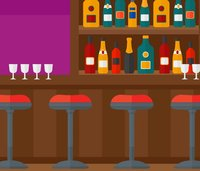background-of-bar-counter-vector-7442159