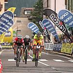 Pontalto_Camozzi_Bergamo_FINISHSprint - 9� MARCIALONGA CYCLING CRAFT 14.06.2015