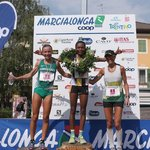 14.MARCIALONGA RUNNING COOP 04.09.2016 - Top Ladies