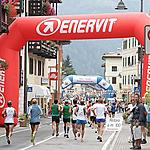Predazzo - welcomes the runners of the Marcialonga Running