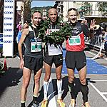 13th MARCIALONGA RUNNING COOP - Top 3 Men