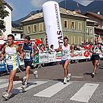 Last meters before the finish line - Scopoli square