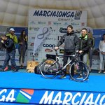 10. MARCIALONGA CYCLING CRAFT 2016 - VINCITORE BICI MERIDA