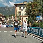 From Luzzara to the finish - Cavalese