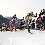 Gianola - has taken part in all the edition of Marcialonga Skiing