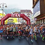 11st MARCIALONGA RUNNING - 9.30 am - MOENA - START!