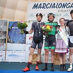 10. MARCIALONGA CYCLING CRAFT 2016 - Podio Maschile 80km