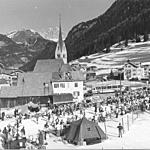 Food statio in Pozza di Fassa  - 1976