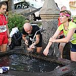 Refreshments after the race! - ...the race efforts are left behind!