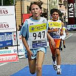 Minimarcialonga Running - Our future athletes