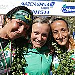 13th MARCIALONGA RUNNING COOP - Top 3 Ladies