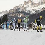 Group - and the beautiful Dolomites