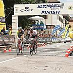 Zen_Cipolletta_Arrivo - 9� MARCIALONGA CYCLING CRAFT 14.06.2015