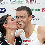 The combined event Punto3 Craft 2011 - The winners: Arianna Mazzel and Bruno Debertolis