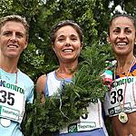 Top 3 Ladies - 1� Curreli Marinella  2� Ballarini Federica  3� Nanu Ana