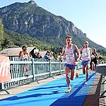 Sprint ENERVIT  - At km 18 in Lago di Tesero